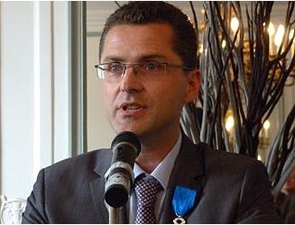 Frédéric DEBOVE, directeur du Centre Universitaire PARIS 2 MELUN.