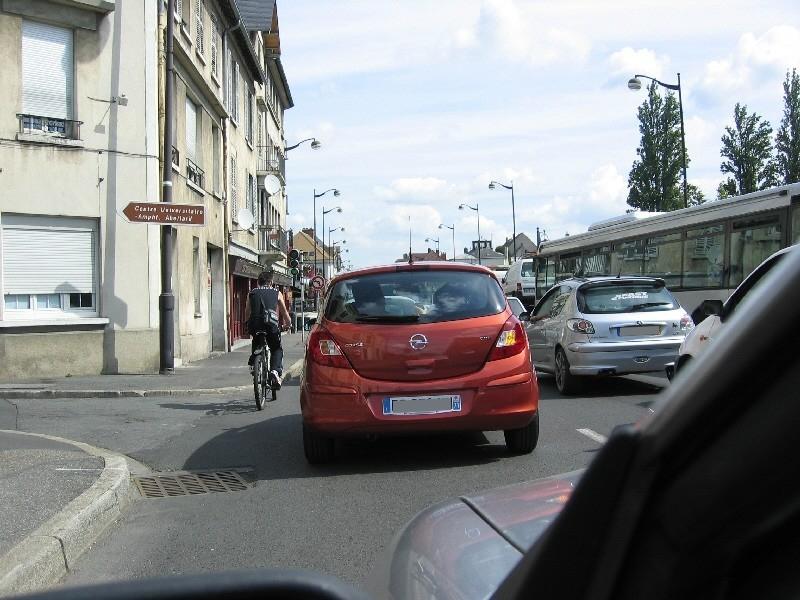 formation détective, Université Paris 2 : exercice de filature en voiture